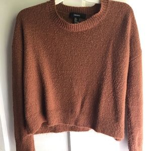 Forever 21 comfy fall sweater